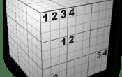 juego sudoku 3D