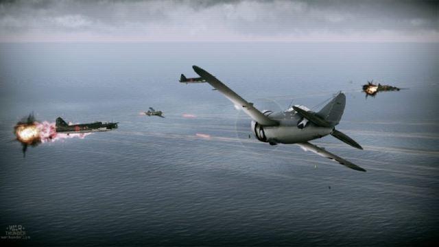 Guerra Juego War Thunder