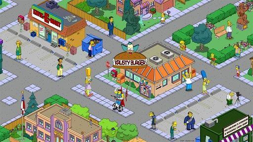 juego simpsons para android