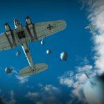 Bombardeo de Avion War Thunder