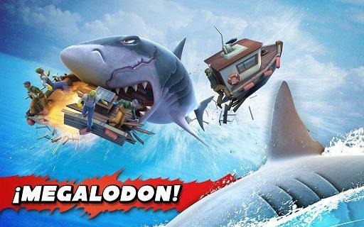 Juego de Tiburones