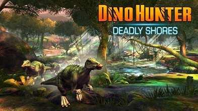 juego cazar dinosaruios
