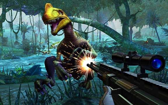 Trucos para Dino Hunter