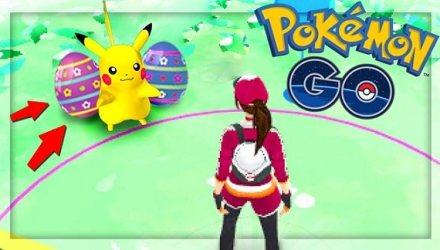 Easter Eggs Pokemon Go