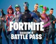 Fortnite-Temporada 4 Desafios