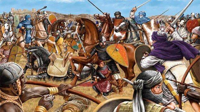 batalla almorávide