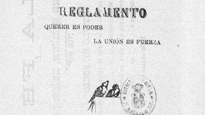 Las Sociedades Católicas de Obreros en 1904.