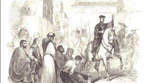 Pleito entre un familiar del Santo Oficio y el corregidor de Valdepusa 1634