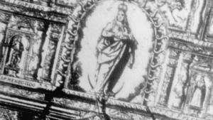 El retablo de Nuestra Señora de la Bienvenida. 1676