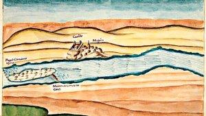 Año de 1498, un crimen en los molinos de Corralejo.