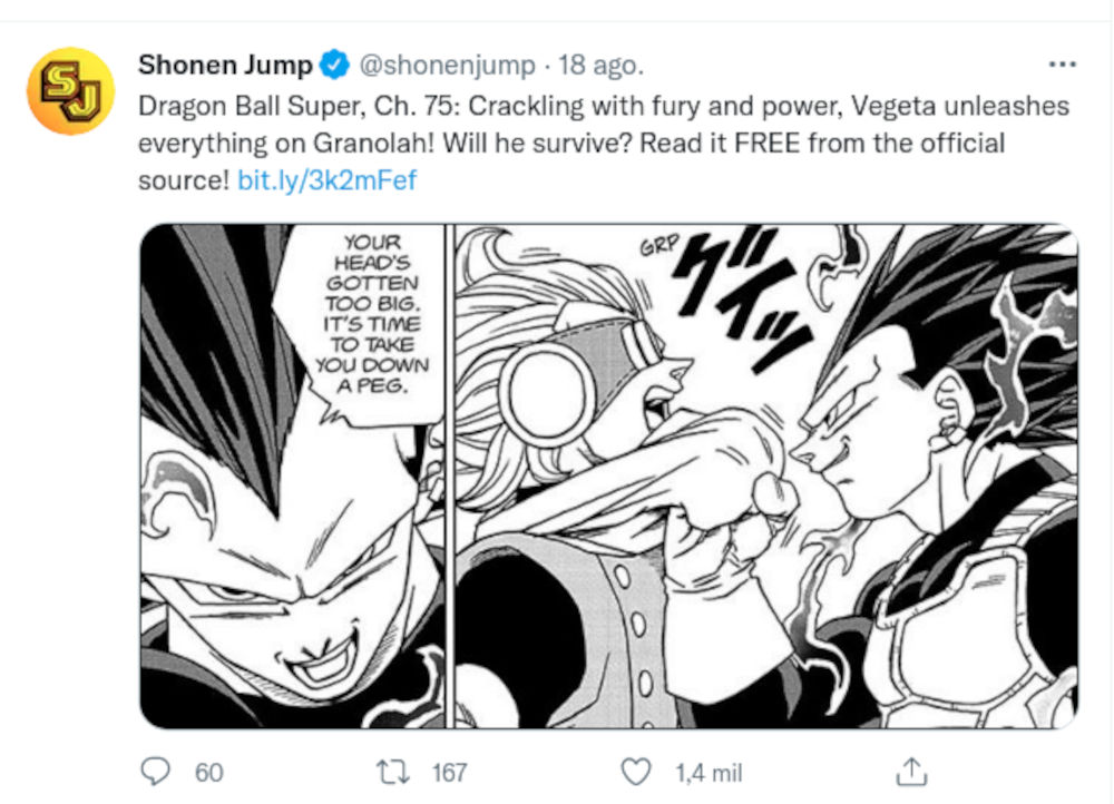 Dragon Ball Super: When will Chapter 76 of the manga come out?