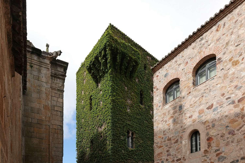 Bezoek de middeleeuwse werelderfgoed oude stad in Cáceres tijdens je stedentrip in Extremadura