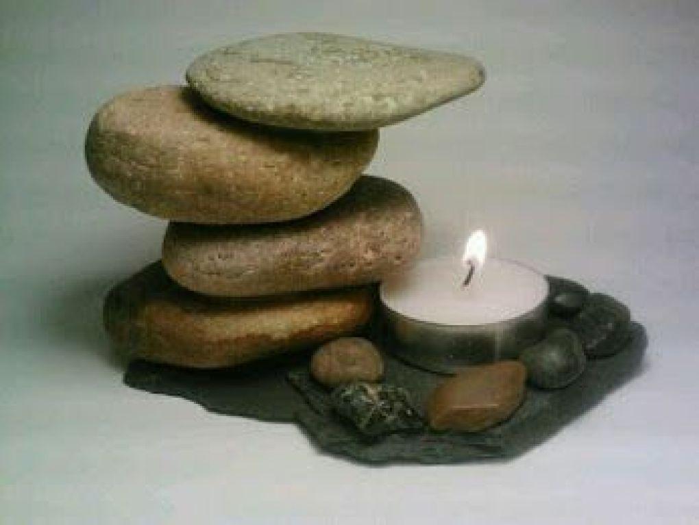manualidades de piedras