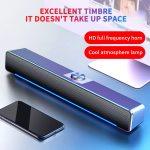 Barra de som Bluettoth para TV, Notebook, Tablet e Celular