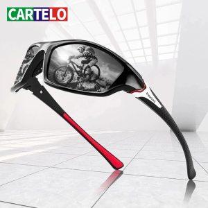 ÓCULOS DE SOL ESPORTIVO POLARIZADO – CARTELO