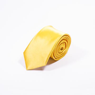 Gele polyester das kopen