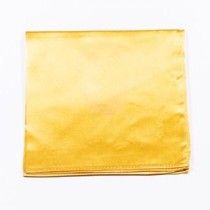 Gele pochet kopen