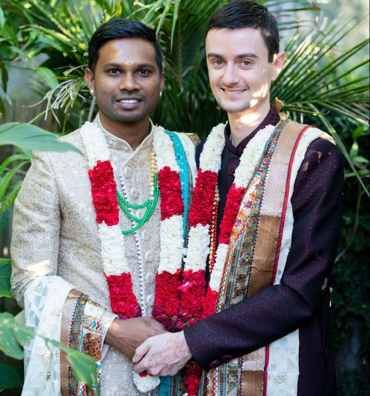Salvin & Scott – Gay Couple/Same Sex Marriage Wedding Feature