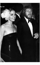 Ali MacGraw and Steve McQueen at the American Film Institute's Salute to James Cagney, March 1974  Ron Galella : Getty Images