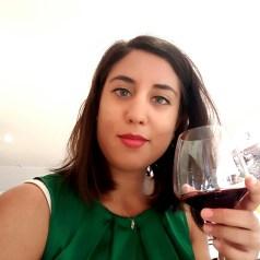 Tiffany à l'Ecole du Vin de Bordeaux