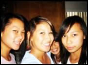 L-R: Kim, Me, Viviane, & Vy