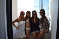 Our first Fatty 4 trip to celebrate Viviane & Kim's birthdays in Vegas. L-R: Me, Viviane, Kim, & Vy.