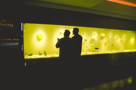 Our first stop was to the Museo del Oro to see some of the most valued South American gold artifacts.