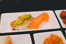 Delicious & fresh nigiri.