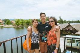 Vinny, Mom, & Me