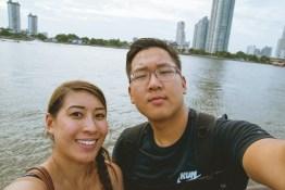 Hanging out near Bangkok