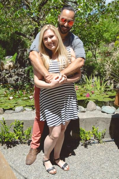 Obvi newly engaged couple photoshoot.