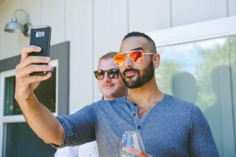 Tom's Fav Selfie of All Time