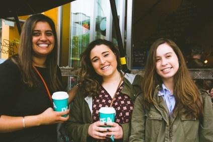 Aneet, Victoria, & Gabrielle