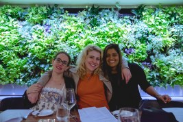 Antigoni, Emina, & Aneet