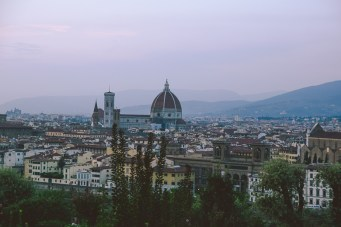 Florence by Sunset
