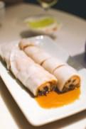 Cruller-stuffed rice-noodle rolls