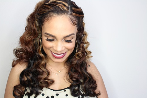 What Happens When You Install Bantu Knots On Straight Hair-Tiffany D. Brown