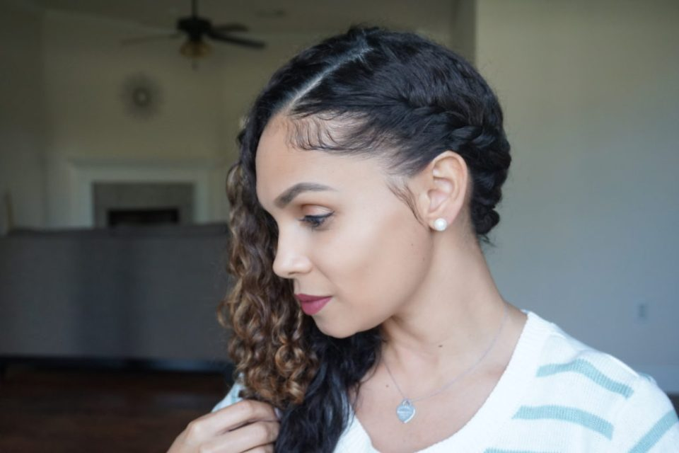 6 Easy Curly Hairstyles You Need To Try That's Perfect for Spring-Tiffany D. Brown