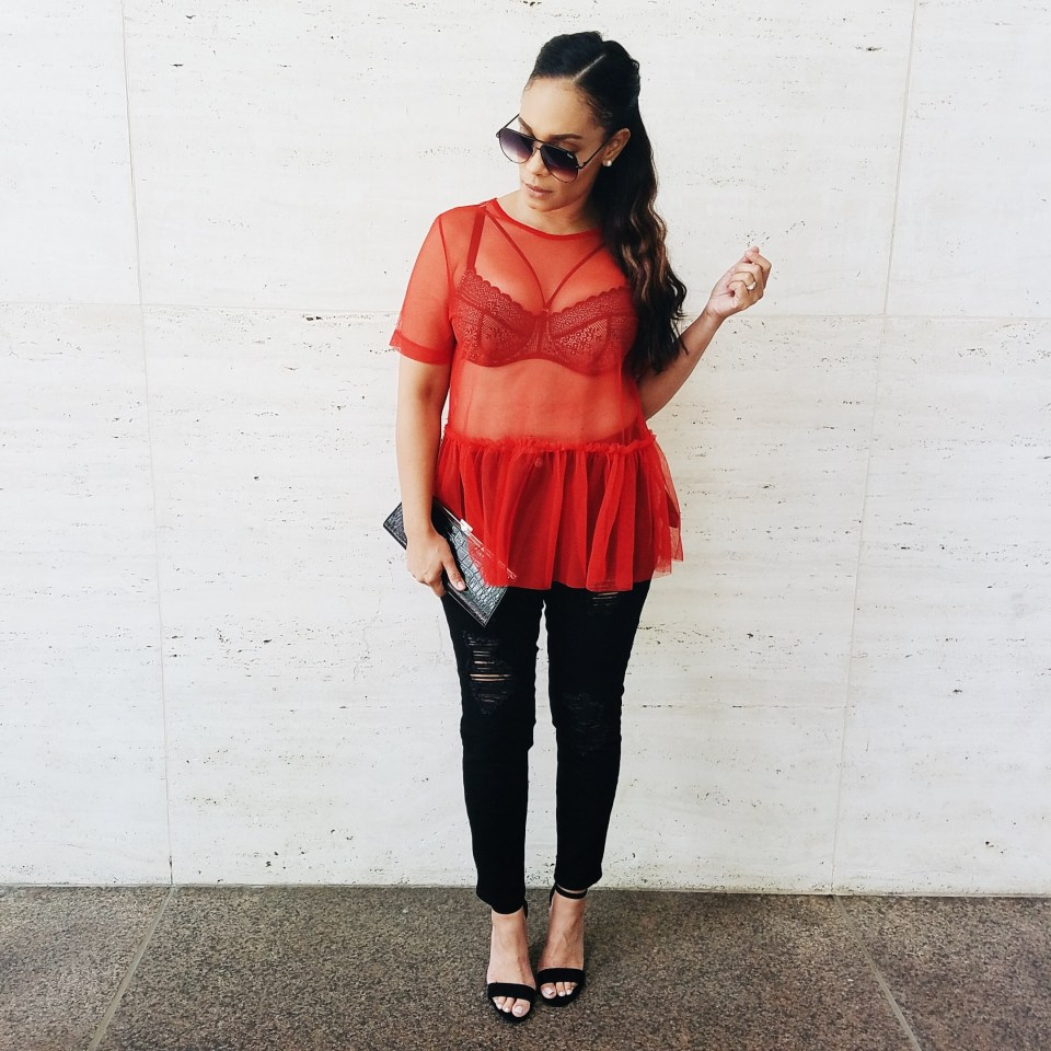 Perfect For Date Night-Tiffany D. Brown