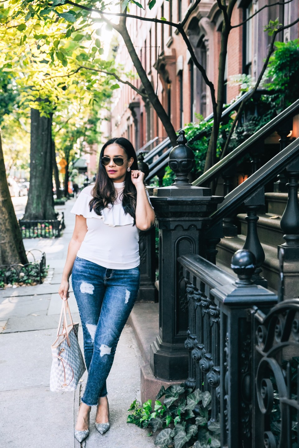The Casual Outfit That Is Perfect For The Weekend-Tiffany D. Brown