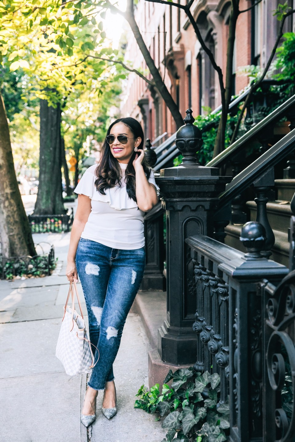 Casual & Comfortable-The Perfect Weekend Outfit-Tiffany D. Brown