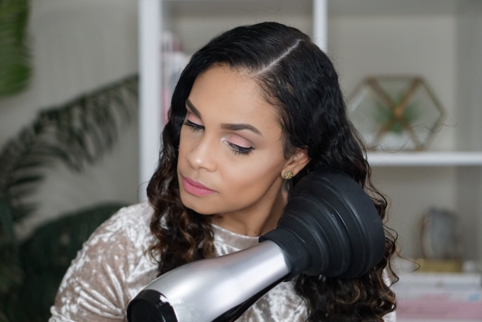 A Simple And Easy Way To Achieve A Wavy Hairstyle-Tiffany D. Brown