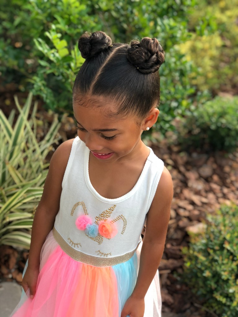 The Hairstyle You Need To Try For Your Little Girl This Summer-Tiffany D. Brown