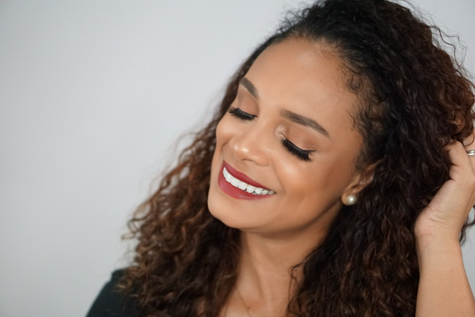 3 Reasons Why You Should Try This Simple Fall Makeup Look-Tiffany Nicole Brown