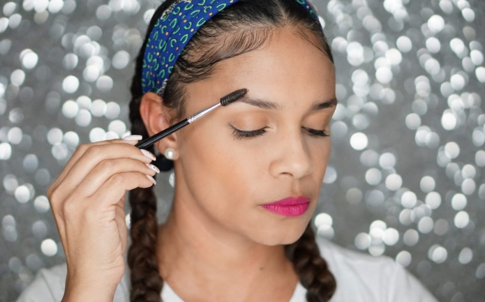 How To Fill In Your Eyebrows For Beginners-Makeup Tutorials-TiffanyD. Brown