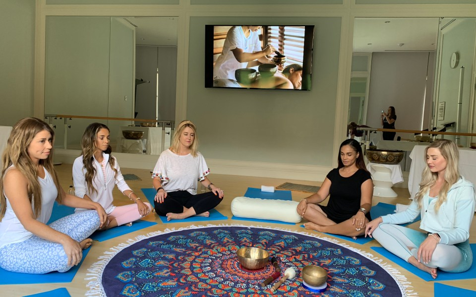 One Spa Treatment You Need To Try For World Meditation Day-Tiffany D. Brown