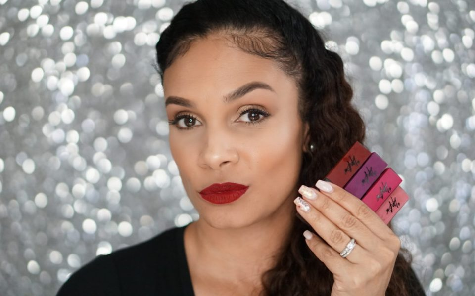 Product Review: The Lip Bar Matte Lipsticks- Tiffany D. Brown