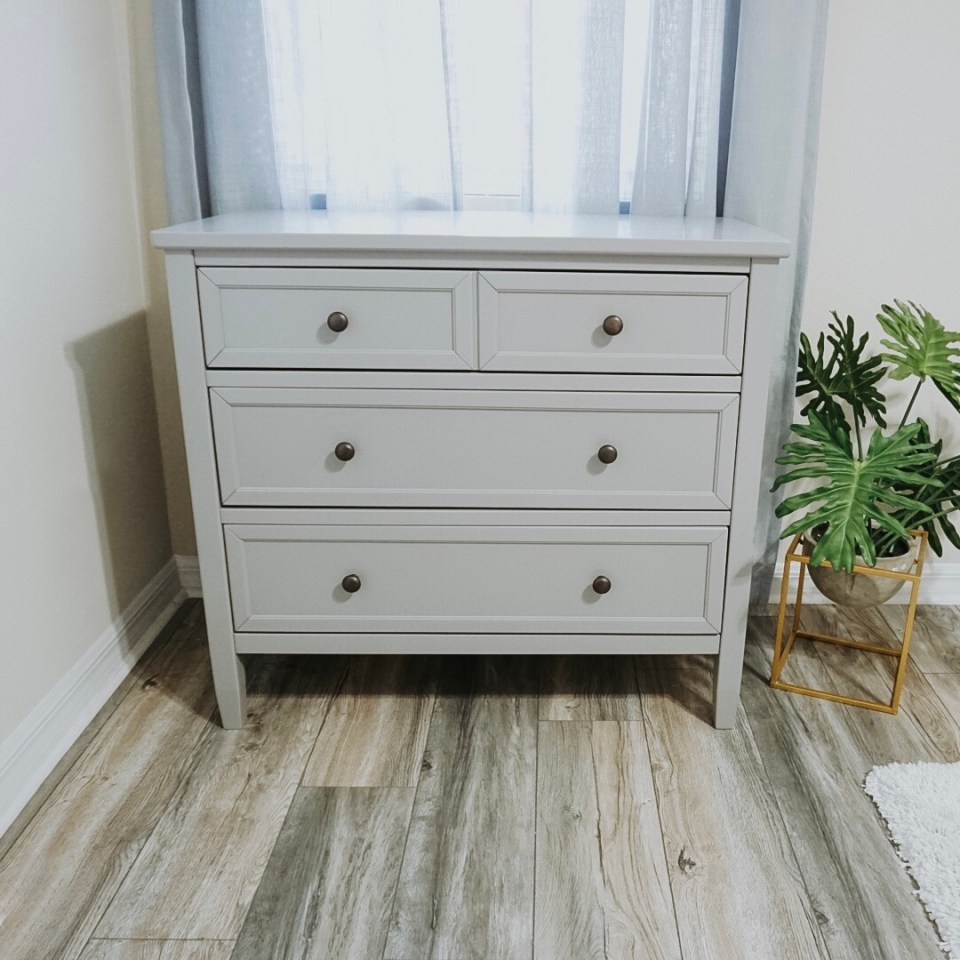 Nursery Reveal-How We Fit A Nursery Into Our Bedroom-Tiffany D. Brown