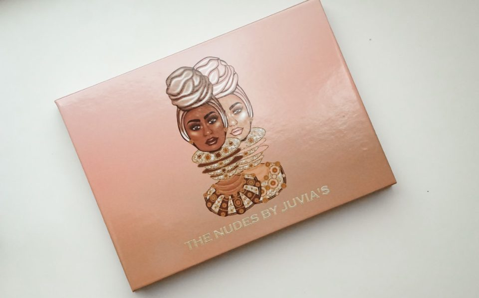 Product Review: Juvia's Place Mini Palettes-Tiffany D. Brown