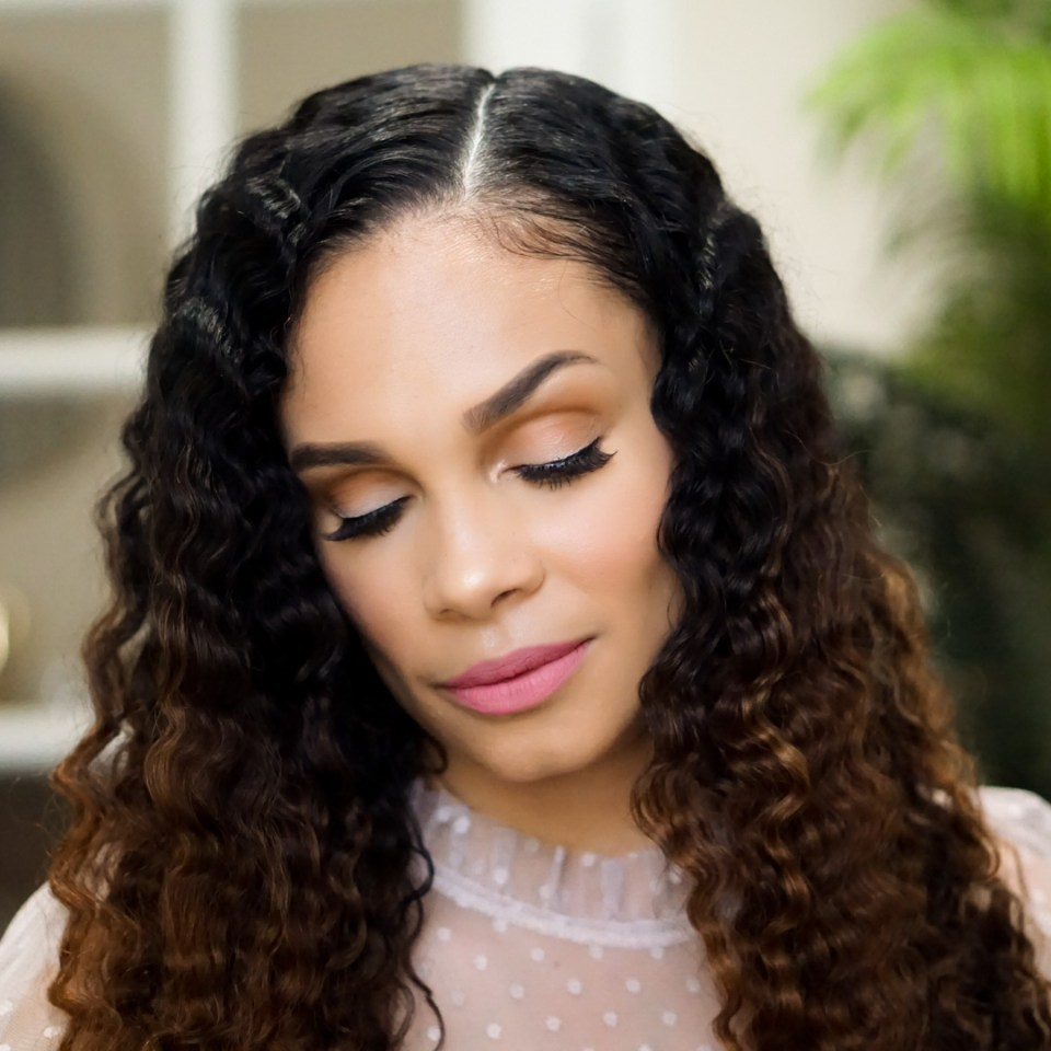 How To Do A Braid Out Hairstyle For Beginners-Video Tutorial-Tiffany D. Brown